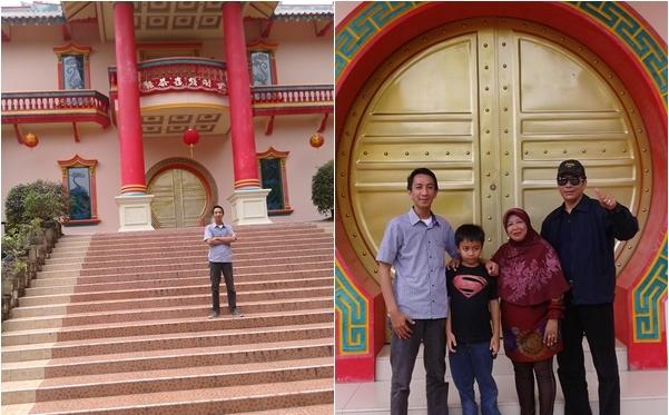 Di Kuil Fathin San