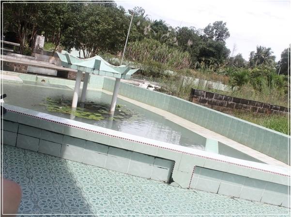 Kolam Pemandian Taman Teratai