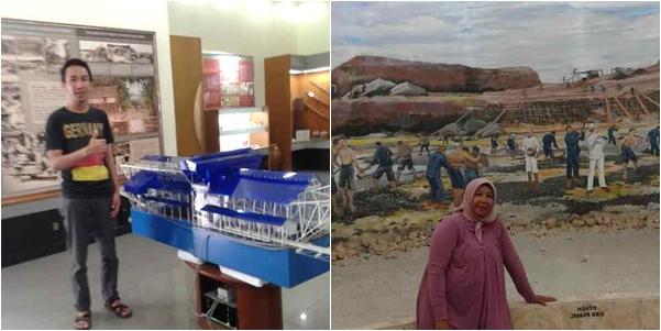 Me & Mom @ Museum Timah
